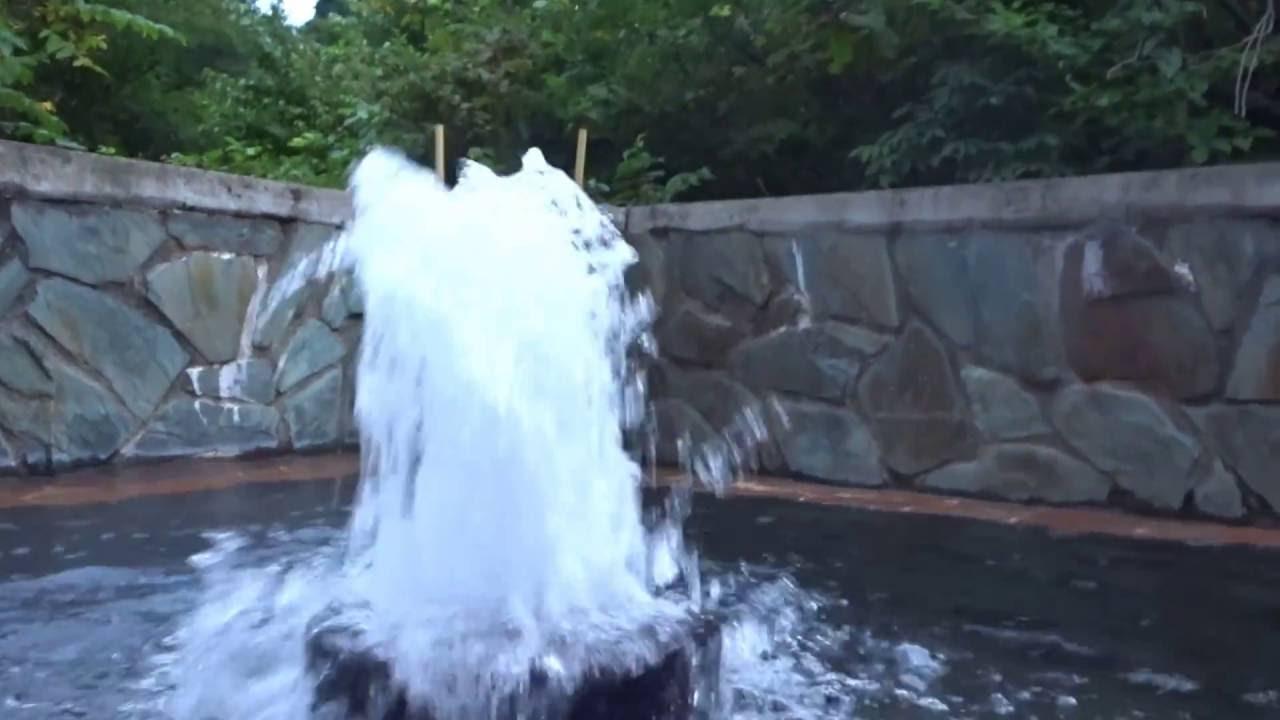 駒の湯山荘 日帰り混浴露天風呂