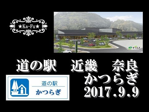 2017 道の駅 近畿 奈良 「かつらぎ」mitinoeki katsuragi 9/9