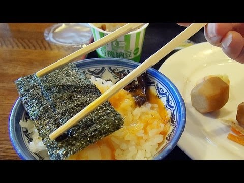 Sukayu Onsen breakfast 酸ケ湯温泉朝のバイキングは東北:Gourmet Report グルメレポート