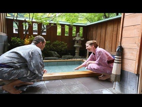 海外の反応 衝撃!!「給料の1年分だよ!」親日外国人が初めての箱根高級旅館に感動!!日本の文化を感じた最高の家族旅行だよ!!【すごい日本】