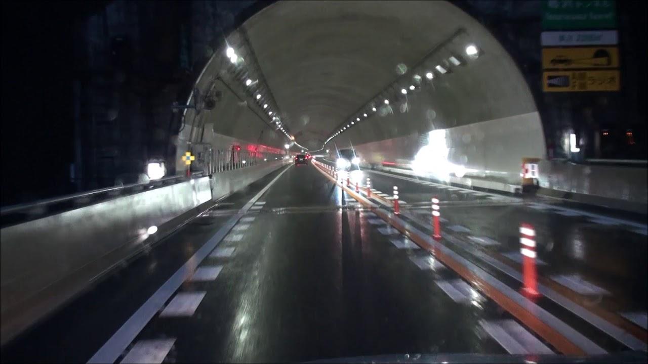 【HD】祝開通 中部横断道 富沢IC-新清水JCT間を走ってみた