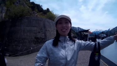 中部地区バイクツーリング  2019年6月1日 黒部ダムと湯田中温泉