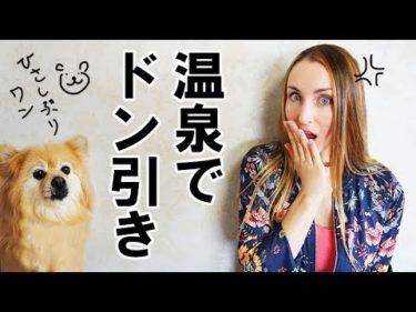 【あるある】温泉でドン引き。。。【Blinchik in Japan】