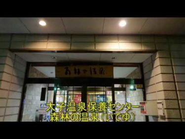 Drive Peugeot「夜の北関東ドライブ 大子温泉から守谷」 / Kita-Kanto Night Drive